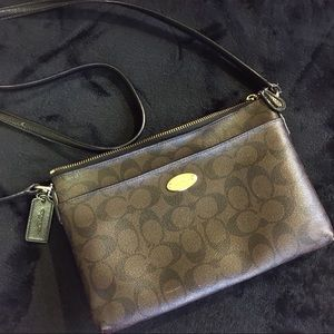 COACH CROSSOVER BAG